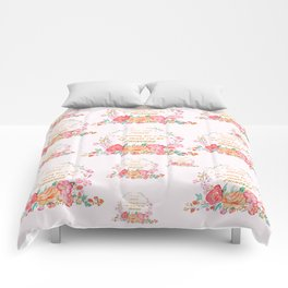 All I want is love Comforters