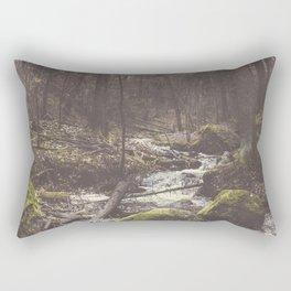 The paths we wander II Rectangular Pillow