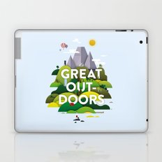 It's Great Outdoors Laptop & iPad Skin