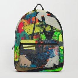 oblique glance Backpack
