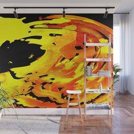 GOLDFALL Wall Mural