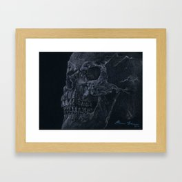 """I'll Do It Tomorrow"" Framed Art Print"
