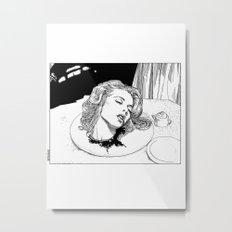 asc 276 - La mort douce (The sweet death) Metal Print