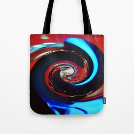 Swirling colors 04 Tote Bag