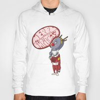 merry christmas Hoodies featuring Merry Christmas ? by Seez