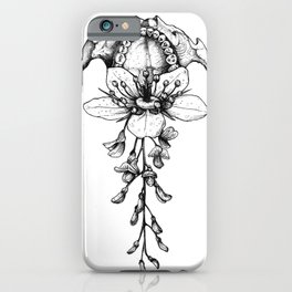 In Bloom #02 iPhone Case