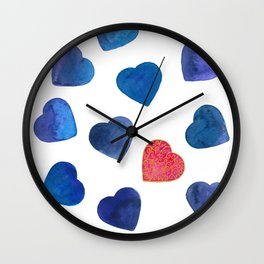 One heart in a million Wall Clock