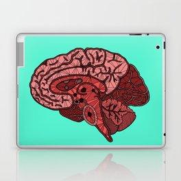 Brain Map Laptop & iPad Skin