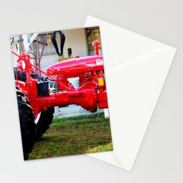 McCormick Farmall C Stationery Cards