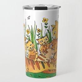 Noah's Ark - Cat Travel Mug