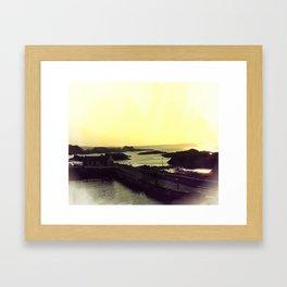 Ballintoy Framed Art Print