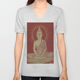 Power of Now collected from Thailand Unisex V-Neck