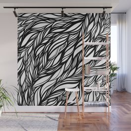 Rolling Waves Wall Mural