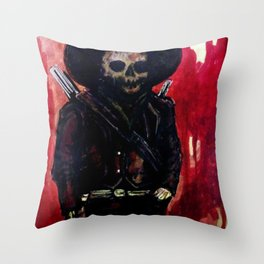 Bandido Throw Pillow