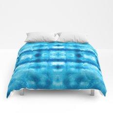 Bohemian Shibori Tie dye Comforters