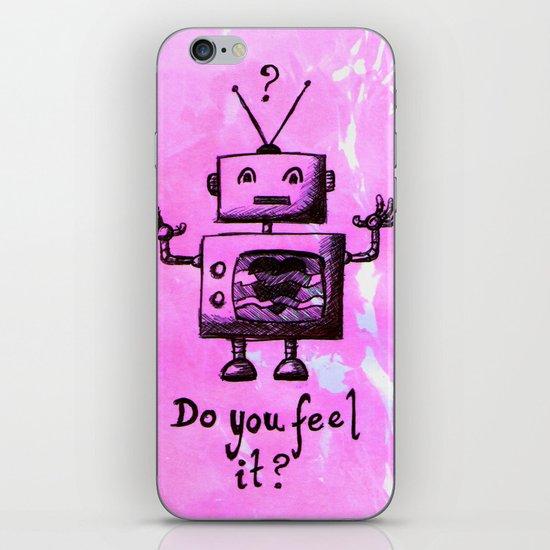 Do You Feel It? iPhone & iPod Skin