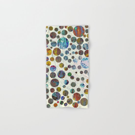 million foreign planets Hand & Bath Towel