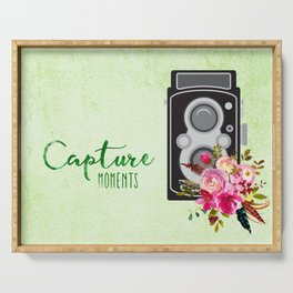 Capture moments #2 Serving Tray