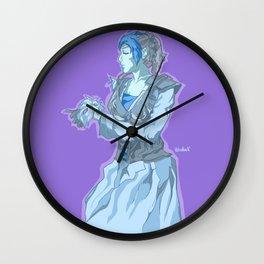 Ice Queen Requiem Wall Clock
