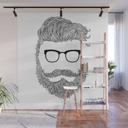 Fuck You N**d Wall Mural