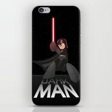 Dark Man iPhone & iPod Skin