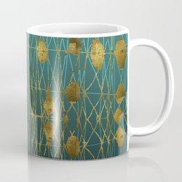 Kelp Forest Blue Coffee Mug