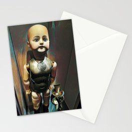 The Edison Talking Doll 1890 Stationery Cards
