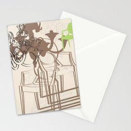GreenChair Stationery Cards