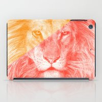eric fan iPad Cases featuring Wild 3 by Eric Fan & Garima Dhawan by Garima Dhawan