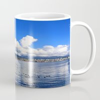 vancouver Mugs featuring North Vancouver by Chris Root