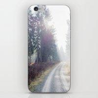 the shining iPhone & iPod Skins featuring shining wood. by zenitt