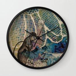 Meloncholia Wall Clock