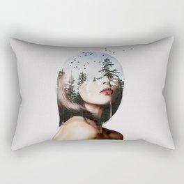 Lisa Mona Rectangular Pillow