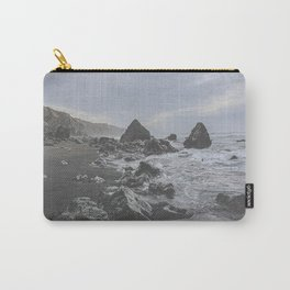 Gray Day  Carry-All Pouch