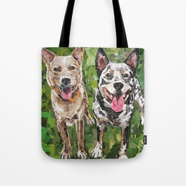 Lupo and Lemmy Tote Bag