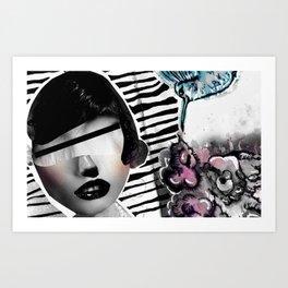 hillstar Art Print