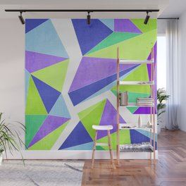 Fracture - Color Wall Mural