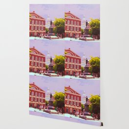 Faneuil Hall Wallpaper