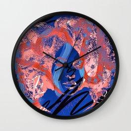 I Love You Jody No. 3 Wall Clock