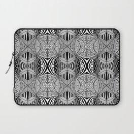 Zentangle #9 Laptop Sleeve