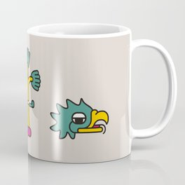 Aztec Glyphs ~3 Coffee Mug