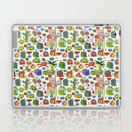 NEY YEAR PATTERN Laptop & iPad Skin