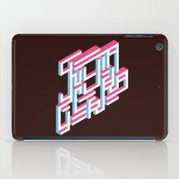 gentleman iPad Cases featuring Gentleman by Jacque Prior