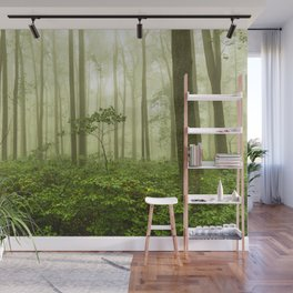 Dreaming of Appalachia - Nature Photography Digital Landscape Wall Mural