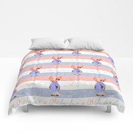 Oh- La-La! Comforters