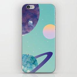 P a s t e l l 1 iPhone Skin