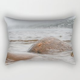 The Onset of Winter Rectangular Pillow