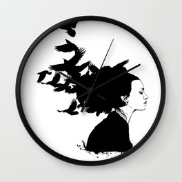Life is strange before the storm Cosplay Wall Clock