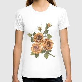 Vintage roses T-shirt