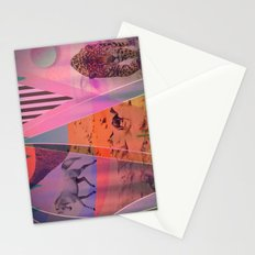 DISTORTED BOUNDARIES Stationery Cards